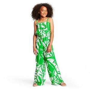 NWT Lilly Pulitzer for Target Girls Jumpsuit